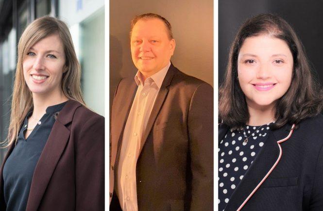 Drei Hotelmanager für Premier Inn