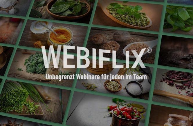 WebiFlix® startet als größtes agiles Weiterbildungsportal in Europa