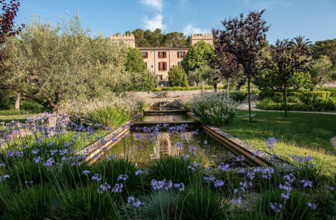 Wiedereröffnung des Castell Son Claret auf Mallorca