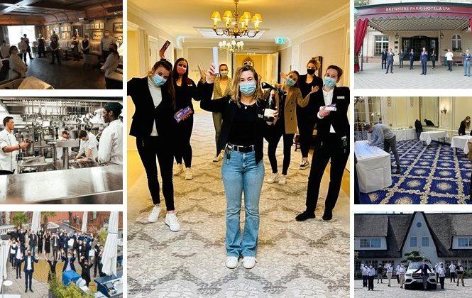 Besondere Ausbildungsinitiativen in der Selektion Deutscher Luxushotels