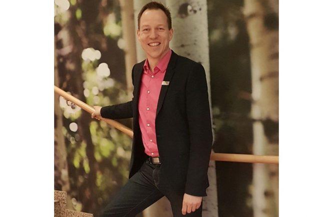 Heiko Kain leitet seit März als General Manager das Scandic München Macherei