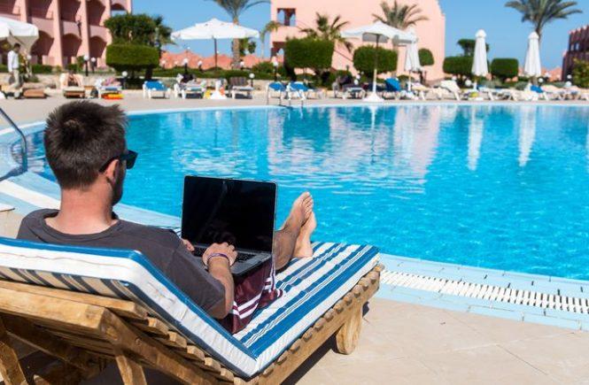 Arbeiten am Urlaubsort: Ich bin dann mal auf Workation!