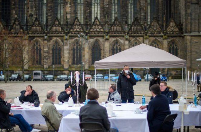 «Letztes Mahl»: Gastronomen fordern Perspektive