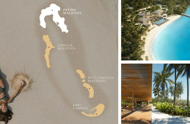 Fari Islands, Maldives mit dem Global Vision Award 2021 von Travel + Leisure ausgezeichnet
