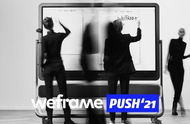 Machen Sie mehr aus Ihren Ideen – Fördern Sie Ihr Projekt mit PUSH'21