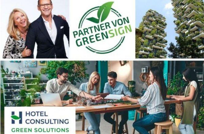 Die Nachhaltigkeit in der Hotellerie hat jetzt einen starken Partner: Hotel Consulting Green Solutions