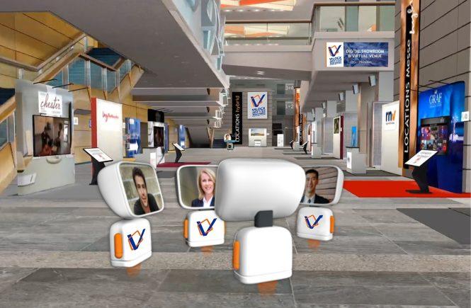 LOCATIONS Messe launcht neue virtuelle 24/7- Messeplattform ViLOCX
