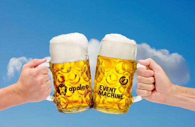 """Eventmachine und apaleo begründen Partnerschaft für automatisierten """"best-in-class"""" Eventverkauf"""