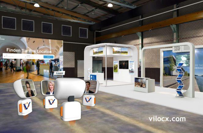 Locationsuche für Veranstalter auf ViLOCX