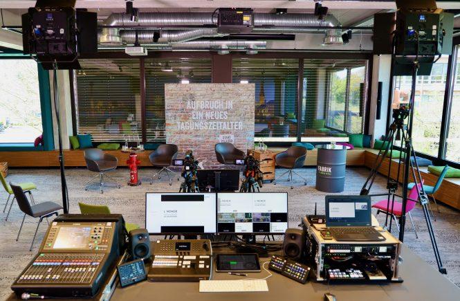 Re-Start smart & safe: New Meetings und Events in den Lindner Hotels