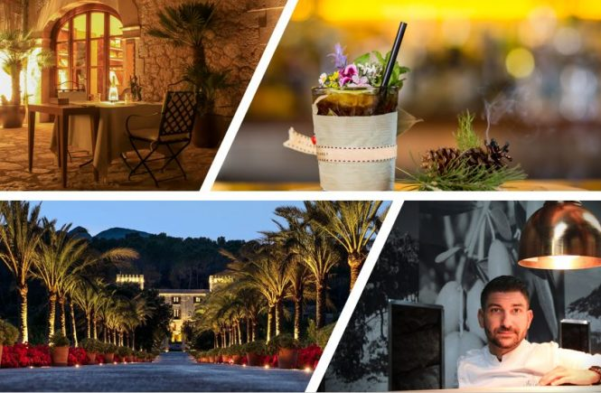 "Neues Restaurant ""Sa Clastra"" im Castell Son Claret"