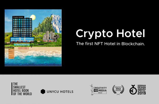 """Unycu präsentiert erstes """"Crypto Hotel"""" / NFT Blockchain"""