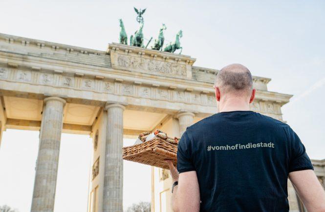 Hoflieferanten Berlin sind bereit für den Restart an den schönsten Plätzen der Hauptstadt