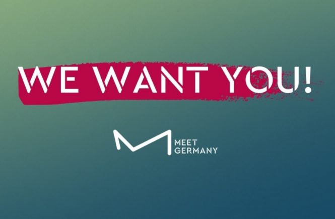 SalesmanagerIn (m/w/d) bei MEET GERMANY