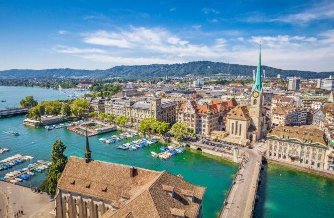 Tagungshotels in Zürich über die neue ALLOCABO Plattform suchen und dabei viel Zeit sparen!