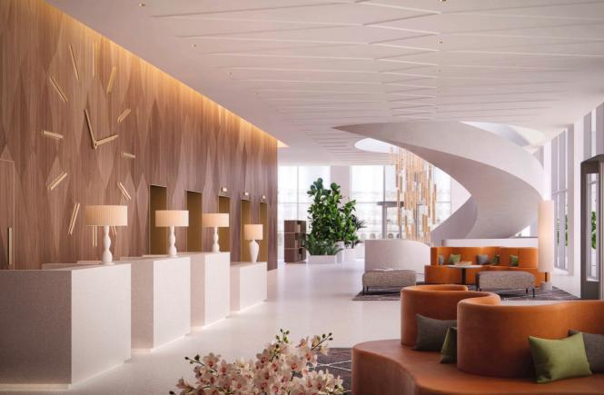 Mövenpick Hotel Basel verkündet Eröffnung zum 1. September 2021