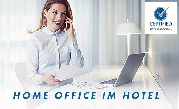 Home Office im Hotel – ein Modell mit Zukunft?