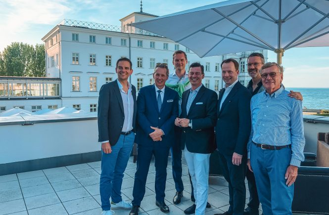 Das Grand Hotel Heiligendamm kehrt in die Selektion Deutscher Luxushotels zurück
