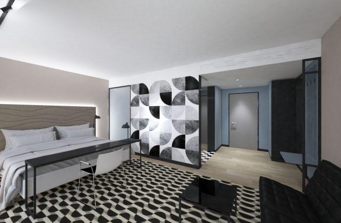 Das LÉGÈRE HOTEL in Erfurt eröffnet im April 2022