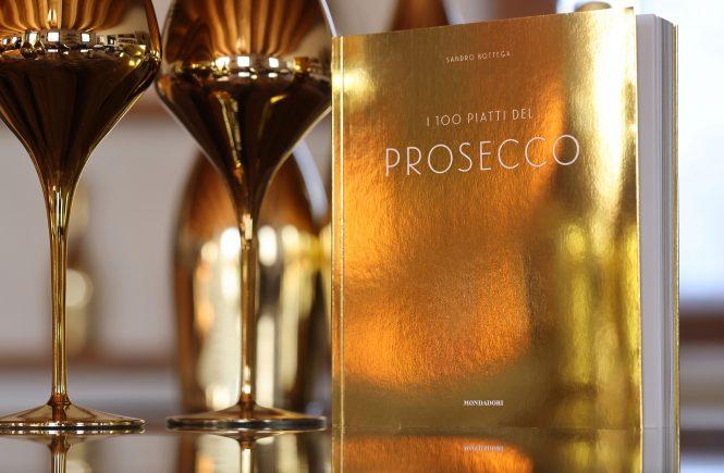100 Prosecco Rezepte: Das neue Kochbuch von Sandro Bottega