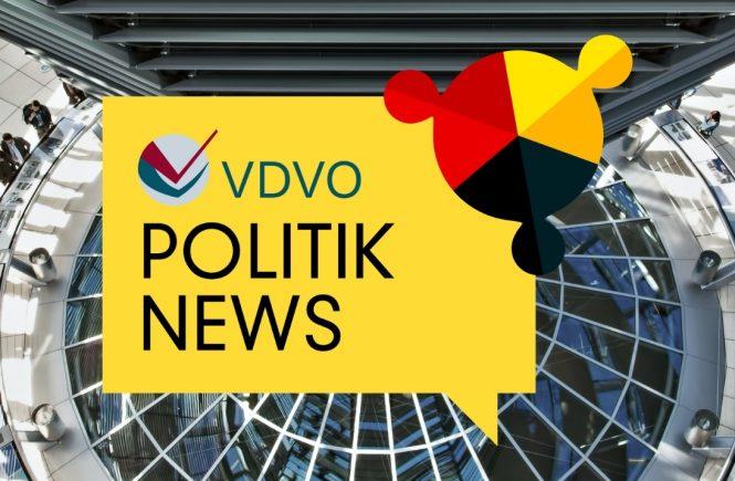 VDVO interveniert erfolgreich bei Anpassung der Margenbesteuerung