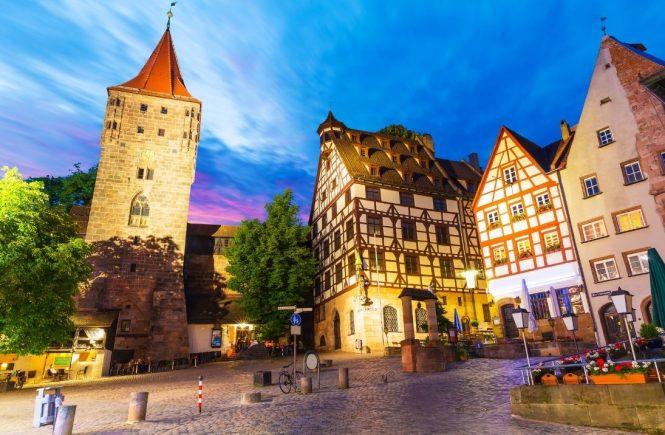 Beliebte Tagungshotels in Nürnberg online vergleichen & buchen!