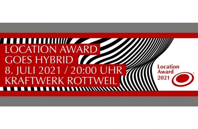Bewerbungsphase für den Location Award endet am 11.06.21