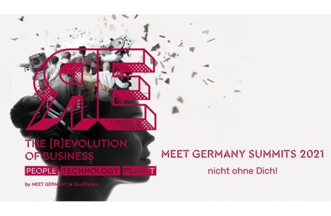 Start der MEET GERMANY | EUROPE Eventreihe 2021
