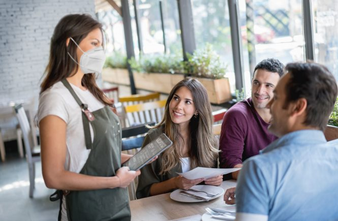 Hygiene- und Infektionsschutz für Hotellerie und Gastronomie
