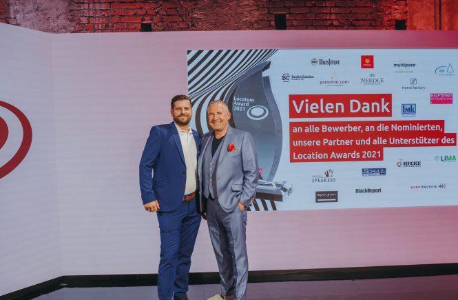 Location Award 2021: Peppermint Pavillon und H´Up triumphieren beim Online-Voting
