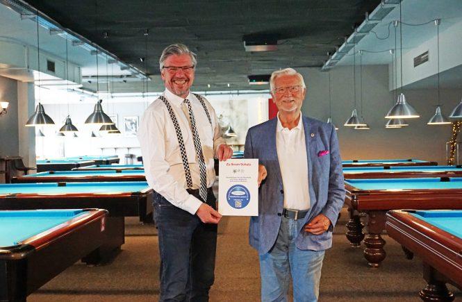 Das Billard Sport Casino erhöht Hygienestandards und setzt auf ultraviolettes Licht