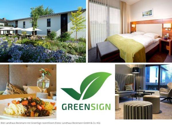 Nachhaltige Weiterentwicklung am Niederrhein - GreenSign