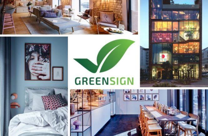 LINDENBERG Hotels in Frankfurt mit GreenSign ausgezeichnet