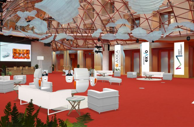 Allseated erweitert den MEET GERMANY SUMMIT Berlin