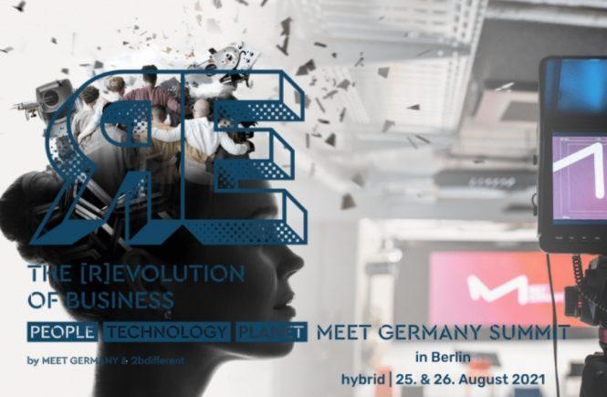 MEET GERMANY lädt zum jährlichen SUMMIT nach Berlin ein