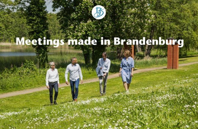 Meetings, Teambuildings & Offsites in Brandenburg