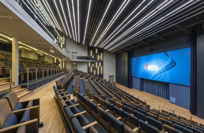 Viel Platz für Events: Estrel Auditorium wird eröffnet