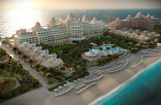 Raffles Hotels & Resorts setzt weiter auf Expansionskurs mit weltweiten Neueröffnungen