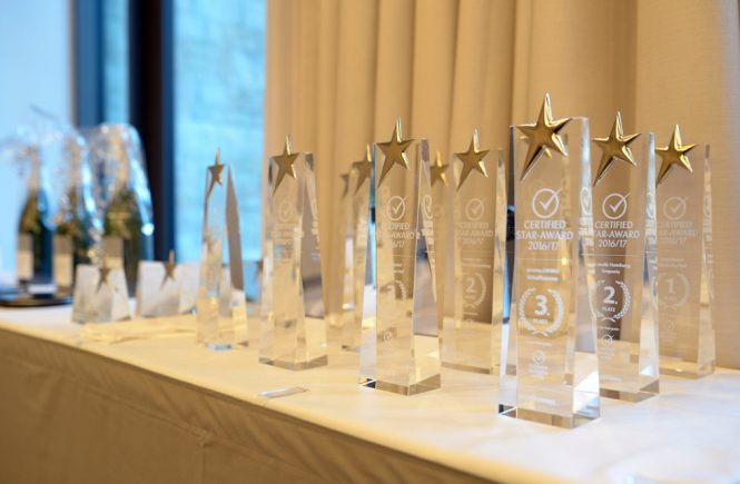 Certified Star Award 2021- Hier sind die weiteren nominierten Certified Conference Hotels