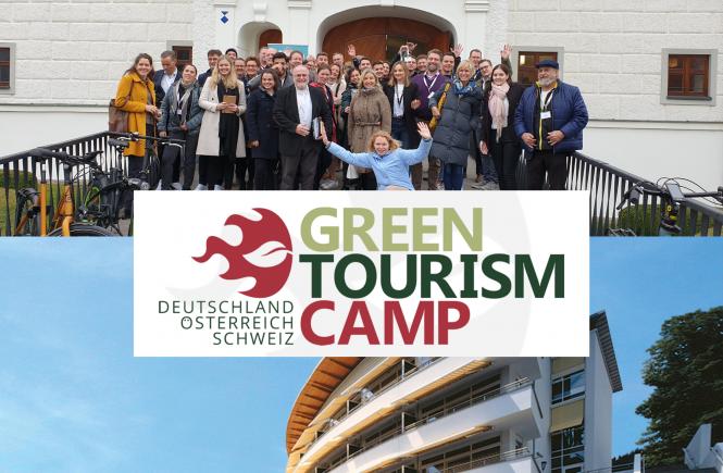 Green Tourism Camp im Herbst wieder als Live-Event