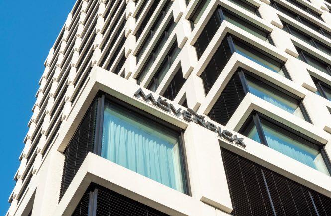 Neues Flaggschiff-Hotel für die HR Group – Mövenpick Hotel Basel eröffnet.