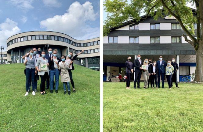 Best Western Hotels in Münster und Velbert GreenSign zertifiziert