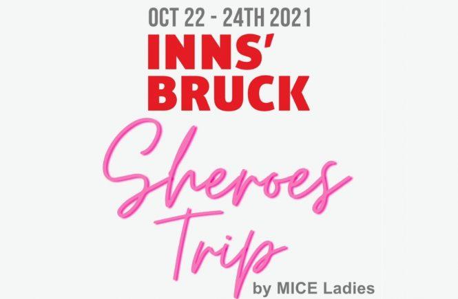 Innsbruck ist Gastgeberin des MICE Ladies SHEROES TRIP
