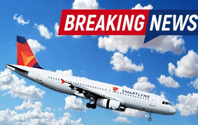 SmartLynx Airline SIA und der FTI Touristik Flug 6Y601